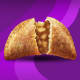 Really? You just wolfed down a giant burrito and a complimentary taco, and now you're getting dessert? I can't take you anywhere. Price: 99 cents Calories: 310 Calories per dollar: 3.1 Photo Credit: tacobell.com