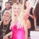 """According to Funeral Spot, """"One of the most expensive funerals for famous people came in 2006 for American television star and model Anna Nicole Smith. This extravagant event, which took place in Nassau, Bahamas, at Mount Horeb, Baptist Church, was actually called 'ridiculous' by more than one critic who dared to offer honest commentary. Smith's mahogany coffin was covered in a rhinestone blanket, for example, and pillars inside the church were covered with expensive pink sashes."""" Photo Credit: Wikimedia/Toby Forage"""
