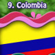 In addition to having a high rate of alcohol consumption, Colombia also has one of the highest rates of cocaine consumption (not a huge shock given the country has long been considered the leading producer of cocaine). Even after all the largest drug lords were assassinated or put in prison a couple years ago, the cocaine industry continued to boom. Percent who drink alcohol: 94.3 Percent who smoke tobacco: 48.1 Percent who smoke cannabis: 10.8 Percent who use cocaine: 4