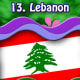 Lebanon reported lower drug consumption than most countries, but the Lebanese do have a soft spot for tobacco and cannabis. This shouldn't come as too big a surprise though since Lebanon, and much of the middle east, is known for producing and consuming hashish. In fact, Lebanon's Bekaa Valley is famous (or infamous) for growing and distributing hashish and opium. Percent who drink alcohol: 53.3 Percent who smoke tobacco: 67.4 Percent who smoke cannabis: 4.6 Percent who use cocaine: 0.7