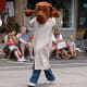 No matter how old your kids are, it can't hurt to talk to them about Halloween safety. Here are some good tools to get the conversation started: McGruff (yup, the crime dog) makes Halloween safety kits that can be purchased individually ($2.50) or in bulk (price vary). The kits include safety tips for kids, games and quizzes. McGruff also offers reflective Halloween bags. Check out Halloween Magazine's safety game for kids. This is a great online game that you can play with your kids to teach them about Halloween safety. Photo Credit: E. Bartholomew