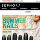 "This site features hundreds of makeup, skin care, hair care and fragrance brands and offers your choice of three samples with every order, brand-specific gift with purchase offers as well as special ""beauty insider"" offers. Shipping is free over $50 and returns are free. Photo Credit: Sephora.com"