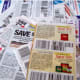 Tired of spending hours thumbing through the newspaper to clip coupons, only to arrive at the store and realize that you left them all at home. Download the free Coupon Sherpa iPhone app and find coupons using the app, which displays a barcode that the cashier can scan to give you the discount. You'll never worry about losing coupons again. Photo credit: dmdonahoo
