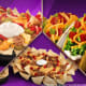 Yum's Brands' (Stock Quote: YUM) Taco Bell uses cellulose in the following products: Southwest Chicken Caramel Apple EmpanadaCorn Tortilla Enchilada Rice Nacho Chips Red Strips Strawberry Topping Zesty Dressing  Photo Credit: Taco Bell