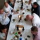 """With the holidays behind us, it's safe to talk about this fear of dining or dinner conversation. As a clinical disorder, deipnophobia is a very specific version of a social phobia or social anxiety disorder. According to the National Institute of Mental Health, such phobias are diagnosed when """"people become overwhelmingly anxious and excessively self-conscious in everyday social situations"""" and affect about 15 million American adults. People with this kind of fear might dread and actively avoid any situations that might cause them to engage in dinner conversation. Or, it might just serve as a good excuse to avoid dinner with the in-laws. Photo Credit: The Next Web"""