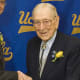 """It takes 10 hands to make a basket."" John Brubaker, a performance coach and former college lacrosse coach contributes this quote from the late John Wooden, formerly the coach of the University of California – Los Angeles men's college basketball team. ""I use [this quote] to get clients thinking about workplace teamwork and how many employees it truly takes to make a sale and fulfill customers orders,"" he says. ""The takeaway for them is developing greater awareness of how their actions impact others and how important 'role players' are to the sales superstar's success."" Photo Credit: House.gov"