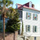 Charleston, S.C., is home to the John Blake House, located at 58 S. Battery. The home, which was constructed in the early 1800s by Revolutionary War patriot John Blake, features architectural and decorative details like dentil moldings and wainscoting, in addition to six fireplaces. Photo Credit: William Means Real Estate