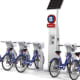 B-Cycle is a bike-sharing program, which means that it works a lot like Zipcar, only with bikes. Once you're signed up for the service, you go to one of these kiosks, select one of the bikes and follow the on-screen instructions to unlock it. When you're done with the bike, you return it to the nearest kiosk. And to further burnish the company's green credentials, the whole thing is solar-powered. Our favorite thing about it, though, is that the bikes have that little basket in the front, which is the perfect size for a bag of groceries, or your extra-terrestrial friend. Photo Credit: bcyclemediaroom.com