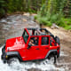 Average National Annual Premium: $1,131 Style: Two-wheel drive, four-door utility Cylinders: 6 Photo Credit: Jeep.com