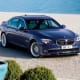 Average National Annual Premium: $3,281 Style: Four-door sedan hybrid Cylinders: 8 Photo Credit: BMWUSA.com
