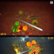 Full disclosure: I am a Fruit Ninja addict and I don't even understand why. All you do is swipe your finger across bananas and pears and pomegranates as they fly across the screen, and hope to god that you don't happen to hit a bomb, and suddenly you look up from the fruit frenzy and realize 16 hours of your life are gone forever and you don't even have any fruit in your refrigerator to comfort yourself. Photo Credit: Apple.com