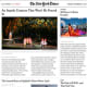 Steve Jobs criticized this app by The New York Times Co. at times, but apparently most iPad users want it nonetheless. The app mimics the feel and layout of the actual paper, but mixes in impressive videos and photo galleries to create a true multimedia experience. Photo Credit: Apple.com