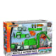 """As adults have been switching to greener lifestyles with more environmentally-friendly products, Matchbox aims to help teach kids about recycling at a fairly early age with its Recycle Action Pack. """"Every day is Recycling Day with this Matchbox Mega Rig Recycle Action Pack Building System."""" Toys """"R"""" Us says. The set comes with a Car Crusher and motorized Trash King and their forklift, crushing claw for bigger items, and 2 workers to drive the truck to the recycling center. Recommended for kids aged 4 years and up.Price: $39.99.Photo Credit: Toys """"R"""" Us"""