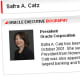"""Catz is #16 on the Forbes list and is President of Oracle Corp. (Stock Quote: ORCL), a business software and database systems leader. How is the company doing? """"With more than 50 acquisitions since 2005, Oracle is of that rare breed of Silicon Valley company that has weathered recent economic crises with poise and profit."""" Photo Credit: Oracle"""