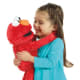 Ages 18 months to 4 years Approx. Retail Price: $59.99 Requires 4 AA batteries, not included Elmo toys have been around for a while, but the new Big Hugs Elmo is the largest and most interactive Elmo ever created. When you hug this 22-inch plush toy, it will wrap its flexible arms around you. Elmo sings a song about hugs and also encourages pretend play. When you press his left foot, it will invite you to act like a rabbit, frog, horse or astronaut. When Big Hugs Elmo is in a flat position, it will become sleepy and sing a bedtime lullaby before it falls asleep and begins snoring.