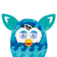 """Ages 6 years & up Approx. Retail Price: $64.99 Requires 4 AA batteries, not included One of 2012's hottest holiday playthings, the Furby is back again with all the features of its predecessor, but with a lot more content and a free Furby Boom app. Through their mobile devices, kids can go on a digital adventure -- raising, caring for and playing games with their playmate. As they care for their Furby Boom, they will earn colorful virtual eggs that in time will each hatch and become a Furbling virtual friend. The owner and the Furby Boom can both feed, play and interact with the virtual Furbling creatures who speak English and """"Furbish."""" The interactive dashboard on the app monitors the Furby Boom, including its happiness, hunger and cleanliness levels. As kids engage with the app, their Furby Friend will react. If the dashboard indicates it's time to clean up, users can access the app's shower feature and watch as Furby Boom physically reacts to the water's temperature. The Furby Boom also has an enhanced memory function that will allow it to remember other creatures it encounters. The personality of each Furby Boom is shaped by how the child plays with it, with the possibility of five brand-new personalities to evolve."""