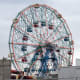 We couldn't have a list of Ferris Wheels without including this one, which has been an iconic landmark since 1920. The wheel has cars that are stationary and also ones that swing out, but what really makes this ride unique is its impeccable safety record – no accidents in all of its 93 years of existence.