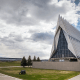 Know an undergrad who goes to the U.S. Air Force Academy outside of Colorado Springs? Ask them to take you to the iconic Cadet Chapel. Then, ask them to buy your lunch, because the median early career pay there is $73,600 and the median mid-career pay is an impressive $124,000.