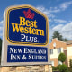 """Best Western is so ubiquitous now that it's easy to overlook the fact that it was founded in 1946 in Arizona-hence the moniker. The name is even more misleading, since it is not one """"brand,"""" but a closely related set of three brands at three different price points, encompassing Best Western, Best Western Plus, and Best Western Premier. And, yes, the hotel company dabbled in a version called Best Eastern in the 1960s, but that was abandoned."""