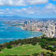 What could possibly cause consternation in one of the most beautiful cities in the U.S.? Not much, apparently. Honolulu boasts the lowest health and safety-related stress in the nation, according to WalletHub's study, seconded only by its rank as 148 out of 150 for family-related stress. To be fair, Honolulu is about average when it comes to work stress and money stress (73 and 76, respectively), but there are worse trade-offs when you've got your toes in the sand.