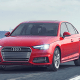 """Starting price: $34,900Mileage: 25 city, 33 highway, 28 combinedForget about this 190-horsepower sedan's flirtations with life as a """"rock and roll"""" luxury vehicle. You buy an Audi like this one for the bells and whistles. The Pre-Sense crash-prevention sensors, xenon headlights, LED running lights, sunroof, leather seating, smartphone interface, three-zone automatic climate control, auto-dimming rearview mirror, power front seats, 10-speaker audio system, rear view camera, rain-sensing wipers, heated windshield washer nozzles, heated side mirrors and rear fog lights all load up this vehicle well before a buyer adds all-wheel drive, an upgraded sound system or other perks. With the A4, the base model is anything but basic."""