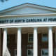 Pembroke, N.C. Public University20-Year Net ROI: -$25,000 Total 4-Year Cost: $105,000 Average Loan Amount: $20,900University of North Carolina at Pembroke tied for the 15thworst school based off of return on investment for out-of-state students, PayScale said. UNC Pembroke, historically an American Indian liberal arts campus, has approximately 5,500 undergraduate students, according to its Web site.The median early career salary for those who graduated from the UNC Pembroke is $37,900. For those more than 10 years into their careers, the median pay was $54,500, according to PayScale.