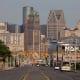 Glassdoor Job Score: 2.9Number of Job Openings: 59,494Median Base Salary: $61,500Median Home Value: $123,100Job Satisfaction Rating: 3.2Work-Life Balance Rating: 3.2Glassdoor counts financial advisor, teller and registered nurse as several in-demand jobs in Detroit.
