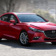 Edmunds and Parents Magazine's Best Hatchback:2016 Mazda 3Starting price: $18,545Combined miles per gallon: 35Cargo capacity: 20.2 cubic feet with all seats up, 47.1 maximumThe Mazda3 contains a striking amount of power in an extremely small space. A 2-liter engine gives this little hatch 155 horsepower, which basically dusts most vehicles in its class while still putting up nearly 36 miles per gallon of fuel efficiency. Meanwhile, even this vehicle's lesser trims come with standard Bluetooth, six-speaker audio and the Mazda Connect system with 7-inch full color touchscreen, multi-function Commander control, voice command, HD Radio, Pandora, auto text and voice reply and E911 emergency notification. The 12 cubic feet of trunk space isn't great, but it expands to more if you need it and works out just fine if you travel light.