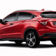 Kelley Blue Book's Best Two-Row Crossover SUV:Starting price: $19,215Combined miles per gallon: 31.5Cargo capacity: 23.2 to 24.3 cubic feet with all the seats up, 55.9 to 58.8 maximumThis small crossover comes with LED brake lights, heated side mirrors, the HondaLink app suite, a 7-inch touchscreen entertainment and communications center, voice texting, wheel-mounted controls, multi-angle rearview camera and options including a power moonroof, heated seats and automatic climate control. It isn't the biggest wagon out there, but it's a nice middle ground between the CR-V and the subcompact Fit.