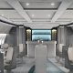"""Crystal Cruises has yet to reveal final itinerary details or pricing for the luxury air cruises.  However, industry experts speculate that the longer itineraries for such luxurious, and pampered adventures will be in the $100,000 price range, at a minimum.  """"The convenience of this type of travel is in some ways even more important then the seating,"""" adds Wallin. """"Everything is taken care of for you - your luggage, getting from the airport to wherever you're staying...In some ways these trips are a bargain, because if you looked into a first class ticket, with ten stops around the world and five star hotels at each stop and the excursions and whatnot, you wouldn't be able to do it for these prices.""""  Let's just ponder that idea for a moment, that the trips are a bargain...shall we?  Wallin's point is actually a good one though. It probably would be an interesting financial exercise to try and recreate a similar trip on your own, for a comparable price."""