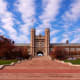 St. Louis, MissouriTuition: $44,841 Room & Board: $13,502 Undergrads: 6,455The mighty WashU comes in at number one in the nation, according to Niche, for campus life and dorms. It earns an A+ grade for food, housing, off-campus housing, and off-campus dining (not to mention technology and transportation). The less-than-stellar C- grade for drug safety isn't unique-several schools on this list are challenged in that area-but on par, this St. Louis stronghold with considerable advantages for undergraduates.