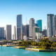 It doesn't get any more expensive to buy than Miami (an affordability rank of 299)-with the exception of Miami Beach (coming in at 300). But, Miami proper boasts a respectable 166 for quality of life (buoyed by delicious cafecitos), even if its real estate market rank of 242 is in the bottom tercile of the survey results.