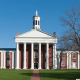 W&L is cozy, with an 8:1 student-faculty ratio. W&L is mathy, with business administration, accounting, and economics being the top majors. W&L is also an excellent value, garnering an A+ from Niche.com (at a net cost of $20,700 per year, after scholarships, grants, and financial aid). As you probably suspected, Niche.com also awarded it A+s in the key areas of academics and professors.