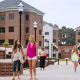 Dateline: Arkadelphia, where Ouachita Baptist calls home-reportedly the 55th safest school in America. Biology, communications, and theological studies are popular majors at a school where academics and student life (A- for both), as well as dorms and the campus itself (As for both) help earn it an overall score of A-.