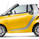 Starting price: $12,490Miles per gallon equivalent: 122 city, 93 highway, 107 combinedElectric charge range: 68 milesSmart is upgrading the look and feel of this car, but the gas-powered Fortwo won't get its U.S. update until the middle of this year. The electric model may have to wait until 2017 to get the same treatment.For years, the combustion-engine version of this two-seater wasn't great on gas. However, the EV came as a power convertible top or as a coupe with a panoramic roof and threw in with power heated exterior mirrors, rain and light sensors, a radio app and automatic temperature control. It still takes up to four and a half hours to charge it from zero, but it doesn't burn through a lot of power.All this said, we'll mention that the forthcoming upgrade widens the wheelbase, gives drivers a smartphone dock for better access to the car's myriad apps that substitute for dashboard items and adds items you likely thought were standard: Bluetooth hands-free calling, cruise control, power steering, power windows and crosswind assist for its tiny frame. None of that will bulk up this vehicle's 47 horsepower, however, but it may make it a little easier to love.