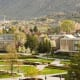 The mighty BYU scores an A+ overall grade from Niche.com, and posts some other impressive grades for academics (A+), safety (A+), and the all-important student life (also an A+). Niche also reports that BYU is the fourth best college for education in America-and the fourth most conservative college in America. Provo is also on several top lists for homeowners and new grads to settle down.