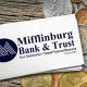 Mifflinburg Bank & Trust Co. is headquartered in Mifflinburg, Penn. and offers a rate of 2.75%