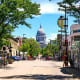 Madison, Wis., is considered SmartAsset's ninth best city for new graduates. The city scored high for life outside of work at 96.55, with a high concentration of bars, restaurants and entertainment. The city scored fairly low on affordability at 36.49, and it received a score of 67.35 for job availability.The median gross rent (rent plus utilities and fuel expenses) in Madison was $922 for the four years through 2014, the average travel time to work is approximately 19 minutes, according to the U.S. Census Bureau.The unemployment rate for the Madison area was 3.6% as of March 2016, lower than the national average, according to the BLS.Fortune 1000 companies headquartered in Madison include American Family Insurance, Quest Diagnostics, Realogy Holdings, CUNA Mutual Group and Alliant Energy. Other major employers include the University of Wisconsin-Madison.