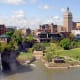 Rochester, N.Y., is SmartAsset's 15th best city for new graduates. The city scored high on SmartAsset's affordability and life outside of work rankings, with a 75.36 and 82.57, respectively, out of 100. Rochester received a 39.59 for job availability.The median gross rent (rent plus utilities and fuel expenses) in Rochester was $764 for the four years through 2014, while the average travel time to work is approximately 19 minutes, according to the U.S. Census Bureau.The unemployment rate for the area was 4.9% as of March 2016, lower than the national average, according to the BLS.Fortune 1000 companies headquartered in Rochester are WABCO, Paychex and Eastman Kodak. Other major employers in the area include the University of Rochester, Wegmans and Xerox.