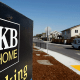 Sector: Household Durables/Homebuilding Market Cap: $1.35 billionKB Home  reported on June 21 second-quarter adjusted earnings of 17 cents a share, up 70% from the year-earlier quarter. Results were ahead of estimates by 3 cents, according to Thomson.KB Home's better-than-expected revenue of $811.1 million jumped 30% over last year's sales. KB Home's average selling price rose 2% to $346,700.Shares of the company are up approximately 30% this year.