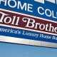 Sector: Household Durables/Homebuilding Market Cap: $5.2 billionToll Brothers , the Horsham, Pa.-based homebuilder, reported on Tuesday second-quarter adjusted earnings of 61 cents a share, up 69.4% over last year's quarter and in line withanalysts' estimates, according to Thomson.Toll Brothers, the largest builder of luxury homes, said orders rose 18% in the most recent period, butaverage selling price came in at $831,000 down from $834,000 a year ago.Shares of the company surged nearly 8% on its earnings news, though the stock is down approximately 6.3% this year.