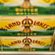 """Dean Foods  is a food and beverage company that produces dairy and soy products. It also owns the Land O Lakes, Garelick Farms, Tuscan and TrueMoo brands, among others.Cramer considers Dean Foods a """"pure deflationary plays as milk, chicken and beef are all part of the declining commodity complex,"""" he wrote. """"If you believe that commodity costs are coming down further, something you have every right to believe, especially after the horrendous Deere quarter,"""" then the stock should be among investor favorites.Dean Food's shares are up 12% this year, compared with the S&P 500, which has fallen 4.7%."""