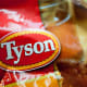 """Tyson Foods  is a supplier of meat and prepared food products including chicken, pork, beef, ham, bacon products as well as appetizers, snacks and heated entrees.Cramer considers Tyson a """"pure deflationary plays as milk, chicken and beef are all part of the declining commodity complex,"""" he wrote. """"If you believe that commodity costs are coming down further, something you have every right to believe, especially after the horrendous Deere quarter,"""" then the stock should be among investor favorites.Tyson shares are up 22% this year, compared with the S&P 500, which has fallen 4.7%."""