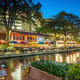 The Riverwalk, The Alamo, the old Colonial touches, Sea World and Six Flags for the grandkids: San Antonio has made itself a destination with just about everybody in mind. Granted, it's one of the biggest cities in the country and not the cheapest to live in, but having dozens of hospitals, clinics and medical centers clustered within the nearby South Texas Medical Center is a relief for health-conscious retirees.