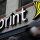 """Sprint's market cap has been cratering, and the company can thank the high-yield debt that's weighing it down.The Overland Park, Kan.-based telecom company has taken on a lot of sub-investment-grade debt to finance its operations, but given the market turmoil, the high-yield debt markets are under pressure. Sprint's debt is trading down in secondary markets, meaning that lenders are less confident of repayment.""""Sprint's $1.5 billion unsecured bonds, maturing 2020 with a 7% annual interest rate, were quoted at $0.69 on the dollar today, down from $0.93 on the dollar in November,"""" Real Money's James Passeri wrote last week, citing pricing data compiled by Bloomberg. """"The bonds are rated 'Caa1' and 'B+' by Moody's and S&P."""""""