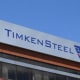 """This slide was updated on Feb. 11to reflect figures from TimkenSteel's January earnings call and comments by CEO Tim Timken.TimkenSteel has the poorest leverage condition of the steel watch list group, as it is theoretically undefined given EBITDA of -$31 million over the past year, and roughly $200 million in total debt.Shares have tumbled 76% over the past 12 months, but the Canton, Ohio-based company maintains that through debt pay-downs and an amended credit facility, it is in healthier shape for the year ahead.""""We amended our $300 million credit agreement in December and ended the year with available liquidity of $84 million,"""" CEO Tim Timken said on the earnings call in late January. """"We paid consecutive quarterly dividends of $0.14 per share through the third quarter. We reduced capital spending by 40% in 2015, and we will take down another 40% this year."""""""
