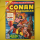 Conan the Barbarian No. 15 Treasury Edition, 1977Highest Price on eBay (as of 07/18/17): $60Lowest Price on Amazon (as of 07/18/17): $9.95From1974 to 1981, Marvel Worldwide Inc., now owned by The Walt Disney Co. , publish tabloid-style reprints of many of its comics, though some offered new material, as well.