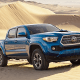 The Toyota Tacoma was first released in 1995.Editor's Pick: Originally published April 10.