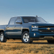 General Motors' Chevrolet brand released the Silverado line in 1999.