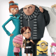 Another tentative high grossing win for Comcast's Universal Studios. Any movie that keeps kids quiet for a minimum hour and a half while keeping the parents somewhat entertained is going to do well. The movie that originally spawned 'Minions' is back for another round without a Minion-centric theme.